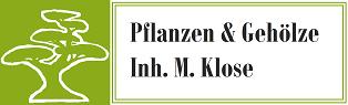 Pflanzen & Gehölze Klose Luckenwalde